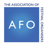 Logo AFO (Association of Festival Organisers)